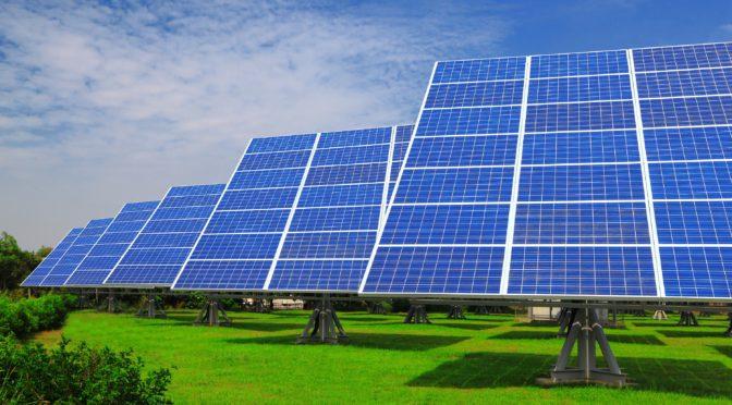 Claro Energy Solar Panel